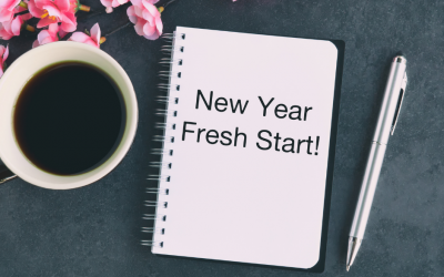 How to Start Fresh in 2021 by Identifying Stress Triggers and Changing Habits